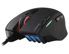 Corsair Sabre RGB gaming mouse debuts with a 10,000 dpi sensor - http://vr-zone.com/articles/corsair-sabre-rgb-gaming-mouse-debuts-10000-dpi-sensor/106807.html