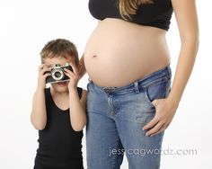 maternity with older sibling