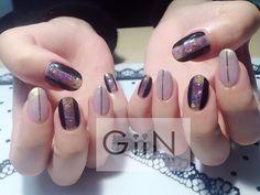Mermaid Princes #nail #nails #nailart #nailpolish #naildesign #manicure #nailstagram #nailsalon #instanails #nails2inspire #ネイル #beautiful #gelnail #gelnails #polish #naildesigns #pretty #girl #asian #grey #stone #mermaid #marbleeffect #seashells #nailart #nailswag