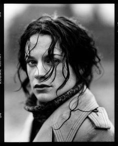Veerle Baetens (1978) - Belgian actress (TV and film) and singer. Photo by Stephan Vanfleteren