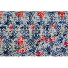 Lucida rouge 200 x 150  Découvrez notre collection de tissus - La Belle Lutetia Mercerie Paris - https://mamerceriediscountlabellelutetia.com/267-coupons-tissus
