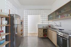 ห้องครัวในอพาร์ทเม้นท์