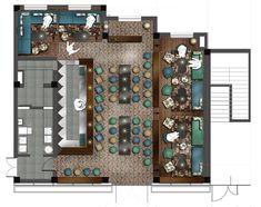 Restaurant floor plan layout restaurant floor plan, restaurant layout, r Cafe Floor Plan, Restaurant Floor Plan, Restaurant Layout, Floor Plan Layout, Restaurant Design, Floor Plans, Home Layout Design, House Design, Bar Counter Design