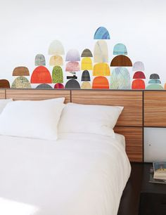saw this on threadless awhile ago. Perfect for our sleep room.