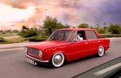 LADA Vaz 2101 1300cc #cars #retro #love