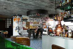 London Restaurant Find: Duck & Waffle | meltingbutter.com