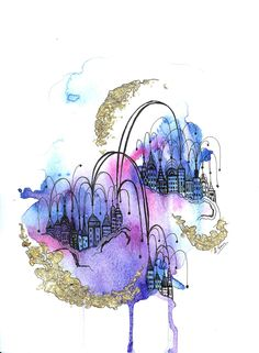 Imaginary Cities (inspired by Italo Calvino's Invisible Cities) on Behance