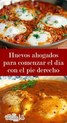 Add the cilantro and the chopped chilies. Mexican Breakfast Recipes, Mexican Dishes, Mexican Food Recipes, Ethnic Recipes, Low Calorie Vegetarian Recipes, Healthy Recipes, Breakfast For Dinner, Breakfast Time, Egg Recipes