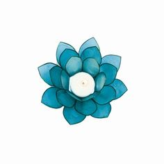 Dekorasyon Capiz Lotus Candleholder (Set of 2)- I have a thing for lotus flowers ever since setting eyes on the Potterybarn Lotus Lamp