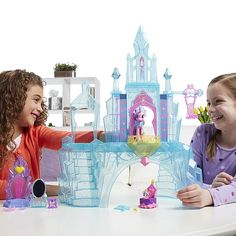 """Site d'entreprise Toys""""R""""Us - My Little Pony Explore Equestria - Château de l'Empire de Cristal"""