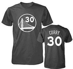 SMART ZONE Golden State Warriors Stephen Curry Men's T- Shirt