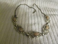Vintage Thermoset Flower Choker or Necklace. Starting at $18 on Tophatter.com!