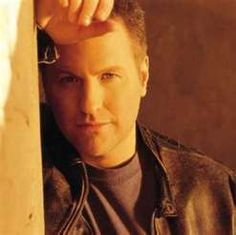 Collin Raye. Saw him with the family at the river walk on the 4th of july