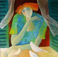 O Lótus Florescente: arte de Amedeo Modigliani Quando vertes tua energia para auxiliar, tem de haver um resultado, quer possas vê-lo, quer não; se conheces a Lei sabes que deve ser assim. Portanto, deves agir certo por amor ao certo, não pela esperança de recompensa; deves trabalhar por amor ao trabalho, não pela esperança de ver o resultado; deves entregar-te ao serviço do mundo porque o amas e porque não podes deixar de entregar-te a ele. (Krishnamurti)