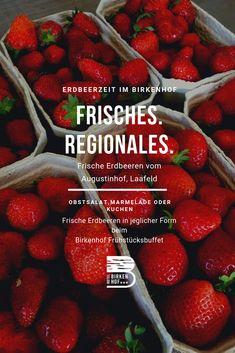 Bei unserem Frühstücksbuffet im Hotel Birkenhof finden Sie frisches regionales Obst und Gemüse, wie gerade frische Erdbeeren aus Laafeld oder Zwetscken! #erdbeeren #strawberries #badradkersburg Das Hotel, Strawberry, Fruit, Instagram, Food, Fruit Salads, Birch, Fruit And Veg, Strawberries