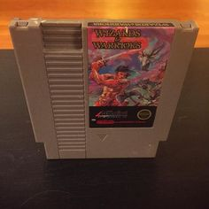 Shared by mr_r.j._cook #retrogames #microhobbit (o) http://ift.tt/1KzWKGe one of my favorite NES titles that I enjoy playing. Wizards and Warrior by Acclaim and Rare. #gamersofinstagram #gamersunite #gamers #gamer #gaming #retro  #retrogaming #videogame #videogames #nintendo #nes #wizardsandwarriors #rareware