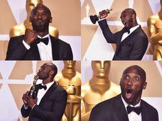My baby Kobe won an Oscar! Man Crush Monday, Kobe, Legends, Crushes, Beautiful, Cuba