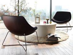 lapalma OC Chair Circle Table, Circle Rug, Eames, Rugs, Chair, Interior, Furniture, Home Decor, Farmhouse Rugs