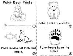 bear hibernating worksheet Beary