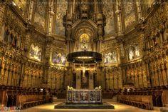 Montserrat's church