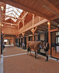 The Barn from Heaven Beechwood Stables Blackburn Architects Weston Dream Stables, Dream Barn, Luxury Horse Barns, Equestrian Stables, Horse Barn Designs, Barn Stalls, Horse Barn Plans, Horse Ranch, Horse Farms