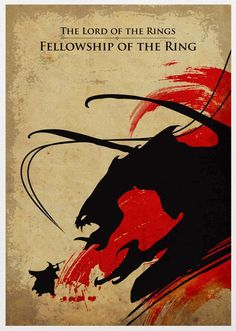 lord of the rings poster - Google zoeken