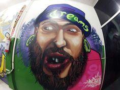 Graffiti Character - Personagem de Dario Gordon (3)