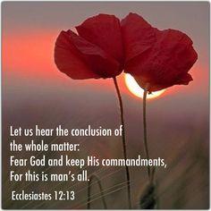 Ecclesiastes 12:13