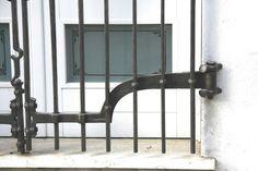 Amazing hand forged blacksmith gate. Claudio Bottero