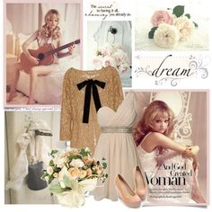 """God Created Woman - Gemma Ward"" by laurencorrine97 on Polyvore"