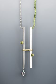 Necklace by Janis Kerman