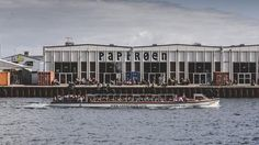 Copenhagen Street Food on Papirøen (Paper Island) in Copenhagen is the city's first and only genuine street food market.