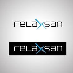 RelaXsan_Logotype by Gradosei | #corporate #branding #creative #logo #personalized #identity #design #corporatedesign < repinned by an #advertising agency from #Hamburg / #Germany - www.BlickeDeeler.de | Follow us on www.facebook.com/BlickeDeeler