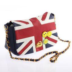 Bolsa Love England - Acessórios para meninas