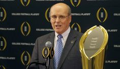 College Football Playoff executive director Bill Hancock said he wanted to wait until after the TV ratings for the entire New Years Six were revealed before commenting on the future of the College ...