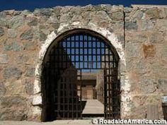 Territorial Prison in Yuma, Arizona
