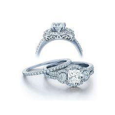 Beautiful Engagement Rings Sets 3