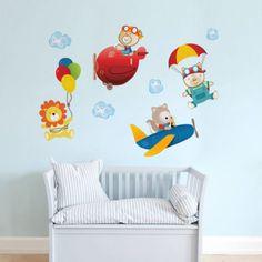 adesivos de parede para quarto infantil de meninos