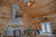 Man Cave- For Sale by RE/MAX PLATINUM TEAM CALLAN CALL 810.632.2345. Visit our website www.teamcallan.com.
