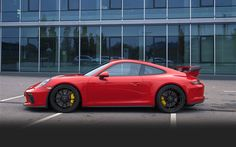 Born in Flacht. The new 911 GT3. | Porsche Great Britain
