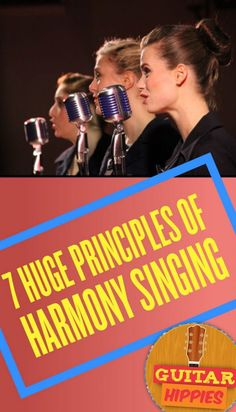 how to harmonize tips