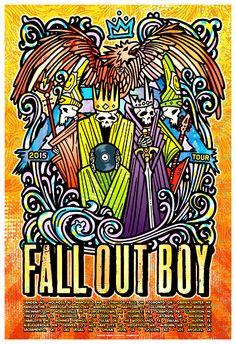 Fall Out Boy - Gregg Gordon - 2015 ----
