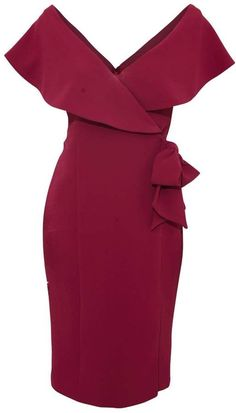 Browse Mali Wrap Dress Violent Rose and more from CLAN at Wolf & Badger - the leading destination for independent designer fashion, jewellery and homewares. African Wear Dresses, Latest African Fashion Dresses, African Print Fashion, African Attire, Dress Outfits, Casual Dresses, Wrap Dresses, Lace Dress With Sleeves, Classy Dress