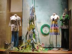 catching fireflies fun and unique gifts: windows dressed for spring