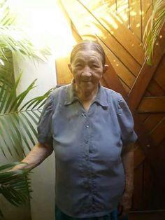 Minha avó Saudades eternas