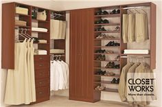 Delicieux Meghan M. Project   Traditional   Closet   Chicago   Chrissy Roellchen   Closet  Works Chicago NICE STORAGE   OUT OF SIGHT, BUT I NEED EITHER WIDE U2026