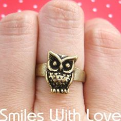 #smileswithlove on Artfire                          #ring                     #Animal #Ring #with #Feather #Detail #Bronze #Sizes #Available #smileswithlove #Jewelry #ArtFire        Owl Animal Ring with Feather Detail in Bronze - Sizes 5 to 7 Available | smileswithlove - Jewelry on ArtFire                                                http://www.seapai.com/product.aspx?PID=760427