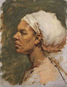 Rob Liberace (alla prima painting)