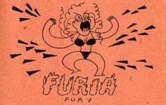 Learning Italian Language ~ Furia (Fury) IFHN