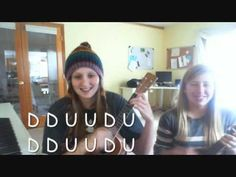 Ukulele Tutorial - Say Hey (I Love You) by Michael Franti - These girls are obnoxious, but the song is good Cool Ukulele, Say Hey, Ukulele Songs, Playing Guitar, These Girls, I Love You, Feelings, Sayings, Learning